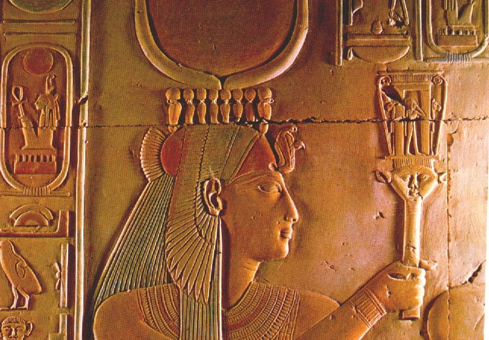Preparing for the NEW EARTH – Egyptian High Priestess Isis