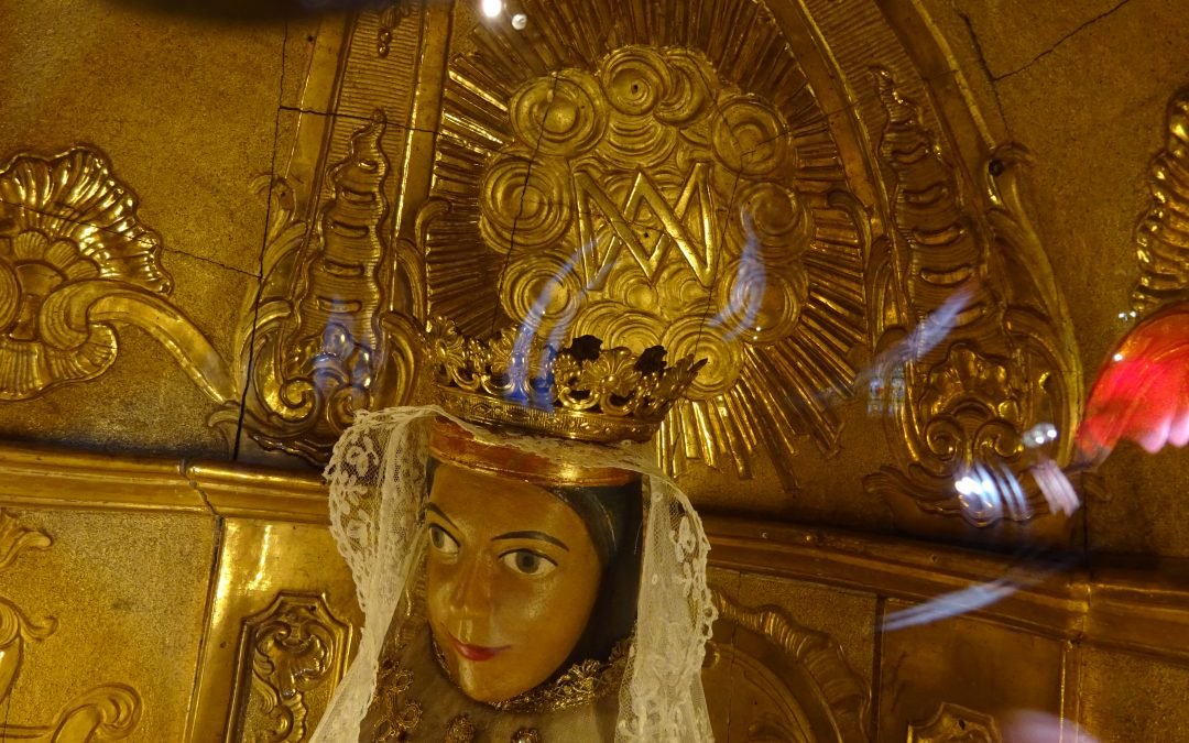 "The ""Black Madonna"" in France"